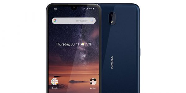 Nokia 3V arrives on Verizon this week for $168 w/ 6.26-inch screen, Assistant button