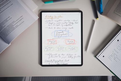 Producing Podcasts with an iPad, the Best App for Taking Hand-Written Notes, and More