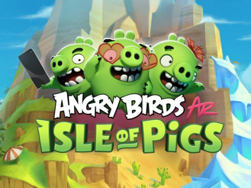 Angry Birds AR: Isle of Pigs is coming to iOS
