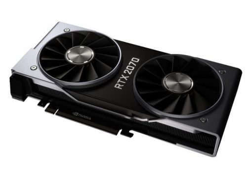 GeForce RTX 2070 Gets a Release Date: October 17th