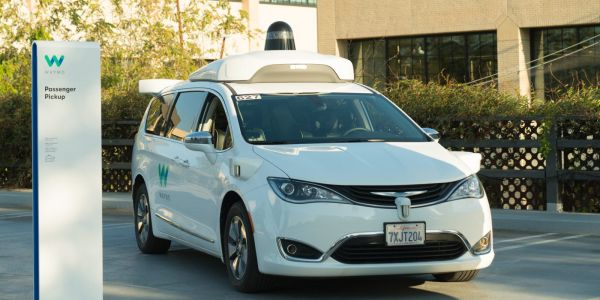 Waymo self-driving car service launching in next two months, directly competing w/ Lyft & Uber