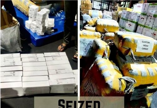 $400,000 in undeclared Apple Watches & AirPods Pro seized by Indian customs