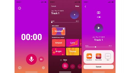 Dolby quietly testing upcoming mobile augmented audio production '234' app