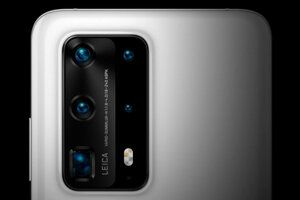 Get a look at the new product video for the 5G enabled Huawei P40 series