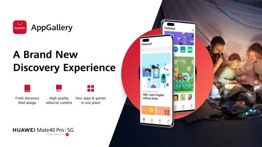 Huawei Redesigns AppGallery To Boost App Discovery