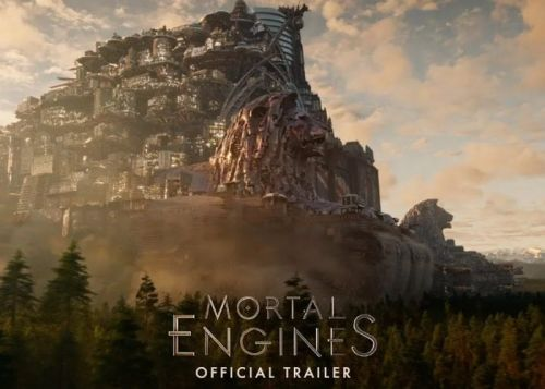 Mortal Engines movie extended trailer released, premiers December 14th