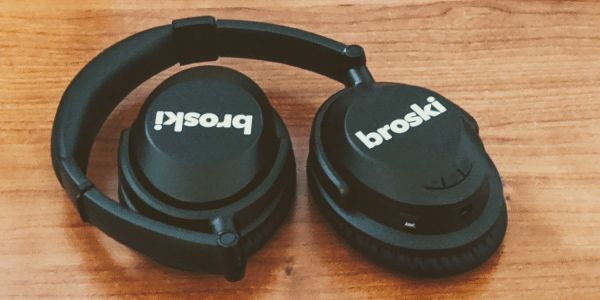 Best noise cancelling headphones you've never heard of: Broski Lety at $100