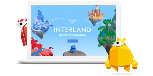 Google's 'Be Internet Awesome' program adds new evidence-based curriculum