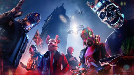Watch Dogs: Legion director gives an interview from inside the game