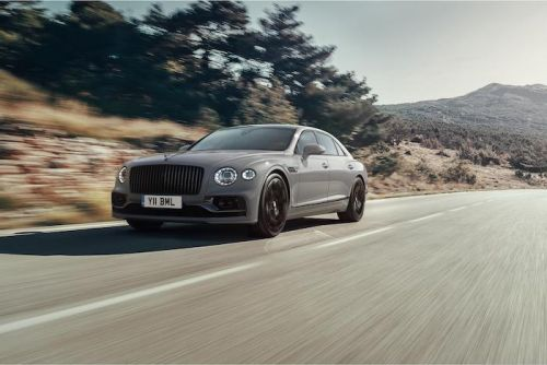 New Bentley Flying Spur unveiled
