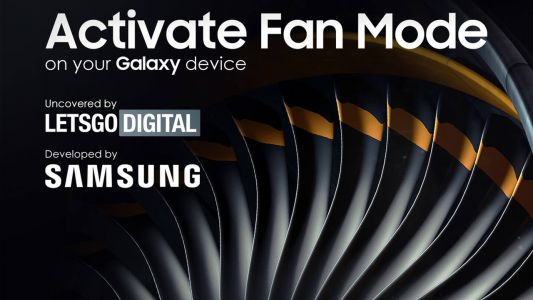 Galaxy gaming phone with fan might be in works, trademark suggests