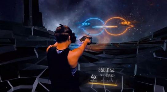 Audica is Harmonix's new VR music shooter