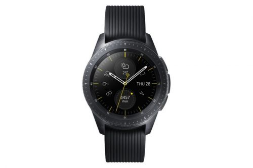 Samsung Unveils Galaxy Watch With Gorilla Glass DX+