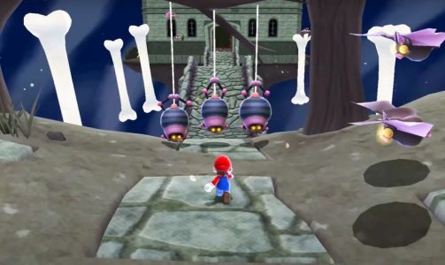 Every enemy in Super Mario Galaxy and how to defeat them