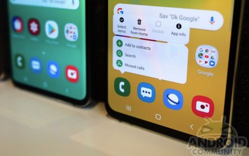 Samsung Galaxy Note 10 receives Android 11 update