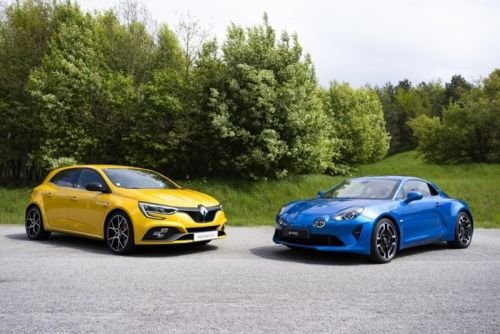 Renault Sports Cars is now called Alpine Cars