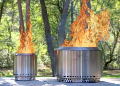 New Solo Stove Yukon and Ranger fire pits