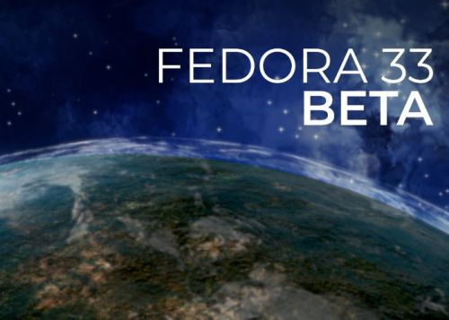 Fedora 33 Beta with support for Raspberry Pi now available