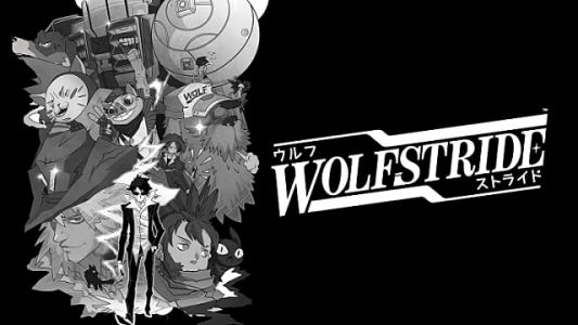 Wolfstride Preview: Black and White Mech Fights
