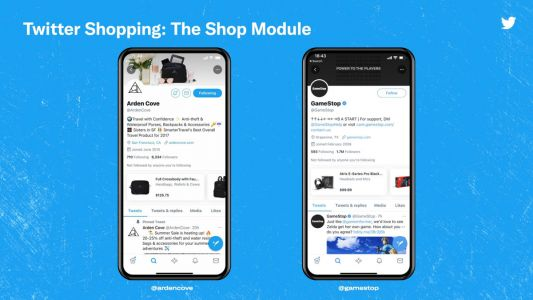Twitter Launches Twitter Shopping Pilot Project In The US
