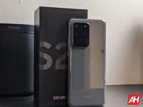 Samsung's Galaxy S20 Sells Only 60% As Much As The Galaxy S10