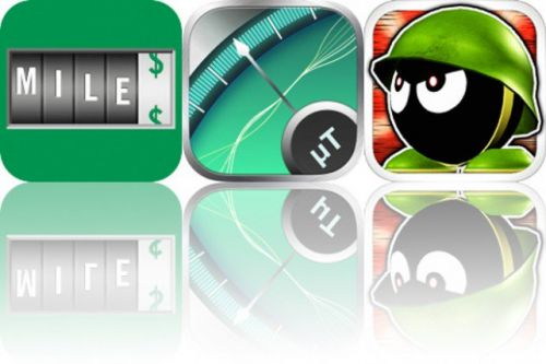 Today's Apps Gone Free: MileBug, Magnetic Detector and Tiny Defense
