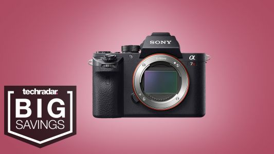 Get an incredible $1,600 off the top-rated Sony A7R II in this Sony Alpha camera sale