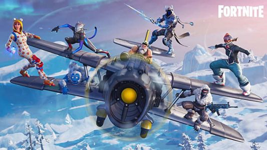 Fortnite X-4 Stormwing Plane is Getting Nerfed
