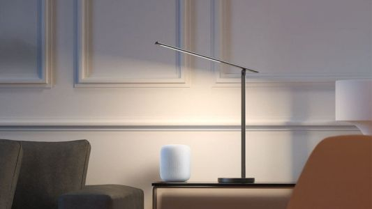 Meross launches slimmer Smart LED Desk Lamp with touch and HomeKit controls
