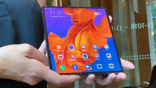 Huawei Mate X goes on sale in China and sells out first batch in minutes