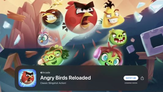 Angry Birds Reloaded, Doodle God Universe and Alto's Odyssey: The Lost City Coming to Apple Arcade