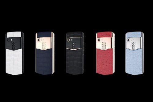 Vertu comes back from the dead w/ new $5,000 'Aster P' luxury Android smartphone
