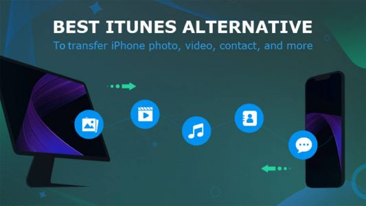 Best iTunes alternative to transfer iPhone photo, video, contacts and more