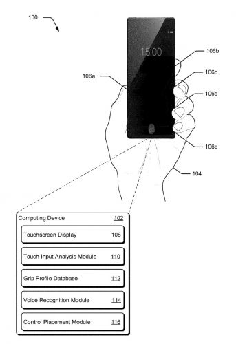 Motorola Patent Details How Its HTC-Like Grip Feature Works