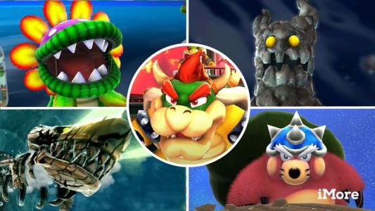 Here's how to beat all bosses in Super Mario Galaxy