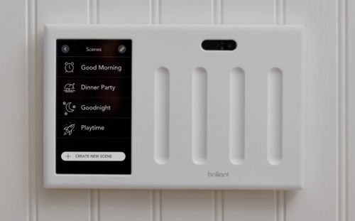 'Brilliant Control' Launches to Replace Regular Light Switches With Smart Home Controls, HomeKit Coming Later