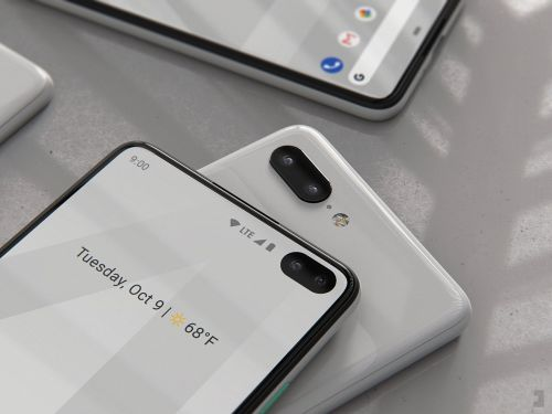 Stylish Concept Design Shows Google Pixel 4 With Display Cutouts
