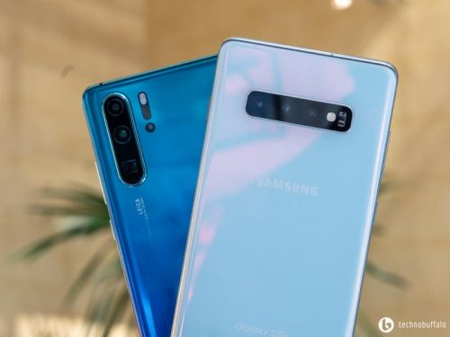 Which has the better camera? The P30 Pro or the Galaxy S10 Plus?