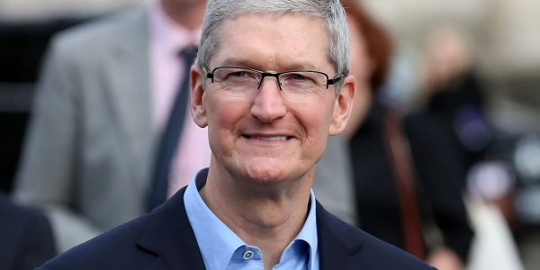 Apple's Tim Cook is the 2nd highest-paid US CEO in 2019