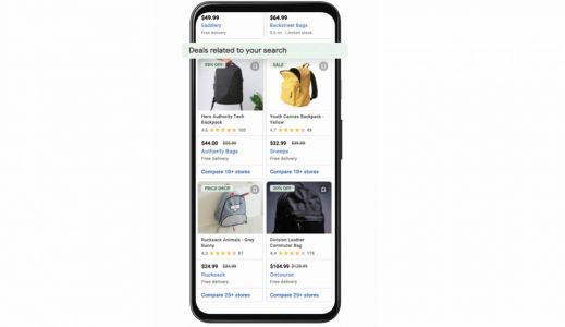 Google makes it easier to find shopping deals on Search