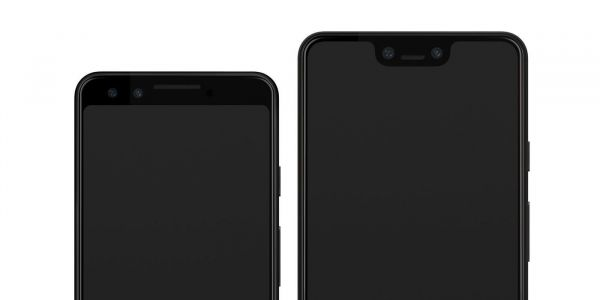 Evan Blass' renders offer up the Google Pixel 3 and Pixel 3 XL confirmation we didn't need