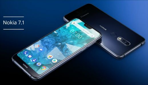 Nokia 7.1 Smartphone Launched: 5.84-Inch 'PureDisplay', Zeiss Optics