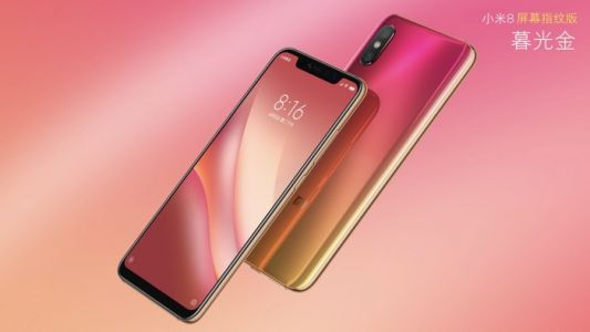 Xiaomi Mi 8 Pro Smartphone Gets Official