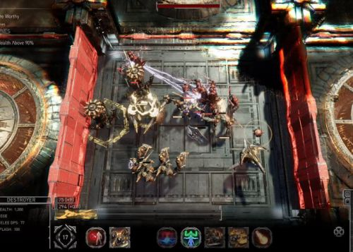 Golem Gates action-strategy and deck-building game launches next week