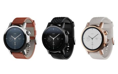 Moto 360 Wear OS Smartwatch Is Finally Up For Pre-Order Now