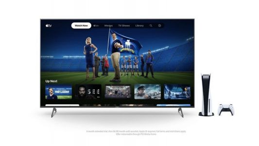 Sony offering 6 months free Apple TV+ on PS5 just in time for 'Ted Lasso'