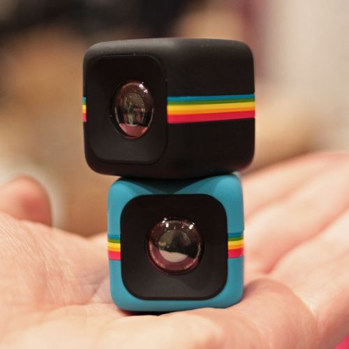 Record every moment on-the-go with the $30 Polaroid Cube Act II Action Cam