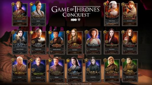 Game of Thrones: Conquest introduces Heroes update to juice mobile game