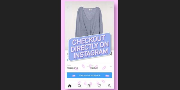 Instagram launches in-app shopping from major brands, inc Burberry, Dior, Nike, Prada