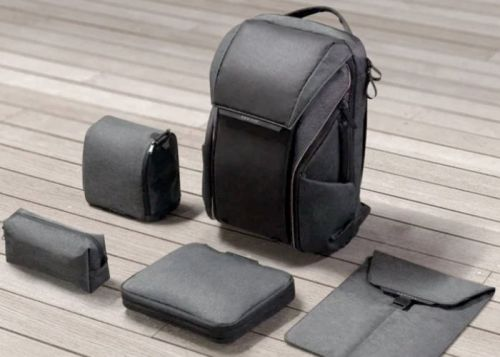 DAWN modular backpack with light strip and more from $129